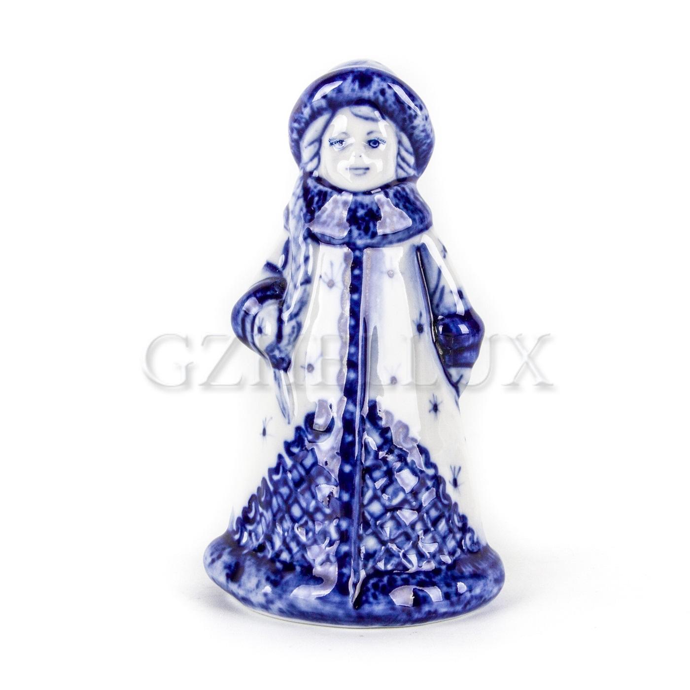 Скульптура «Снегурочка-внучка»