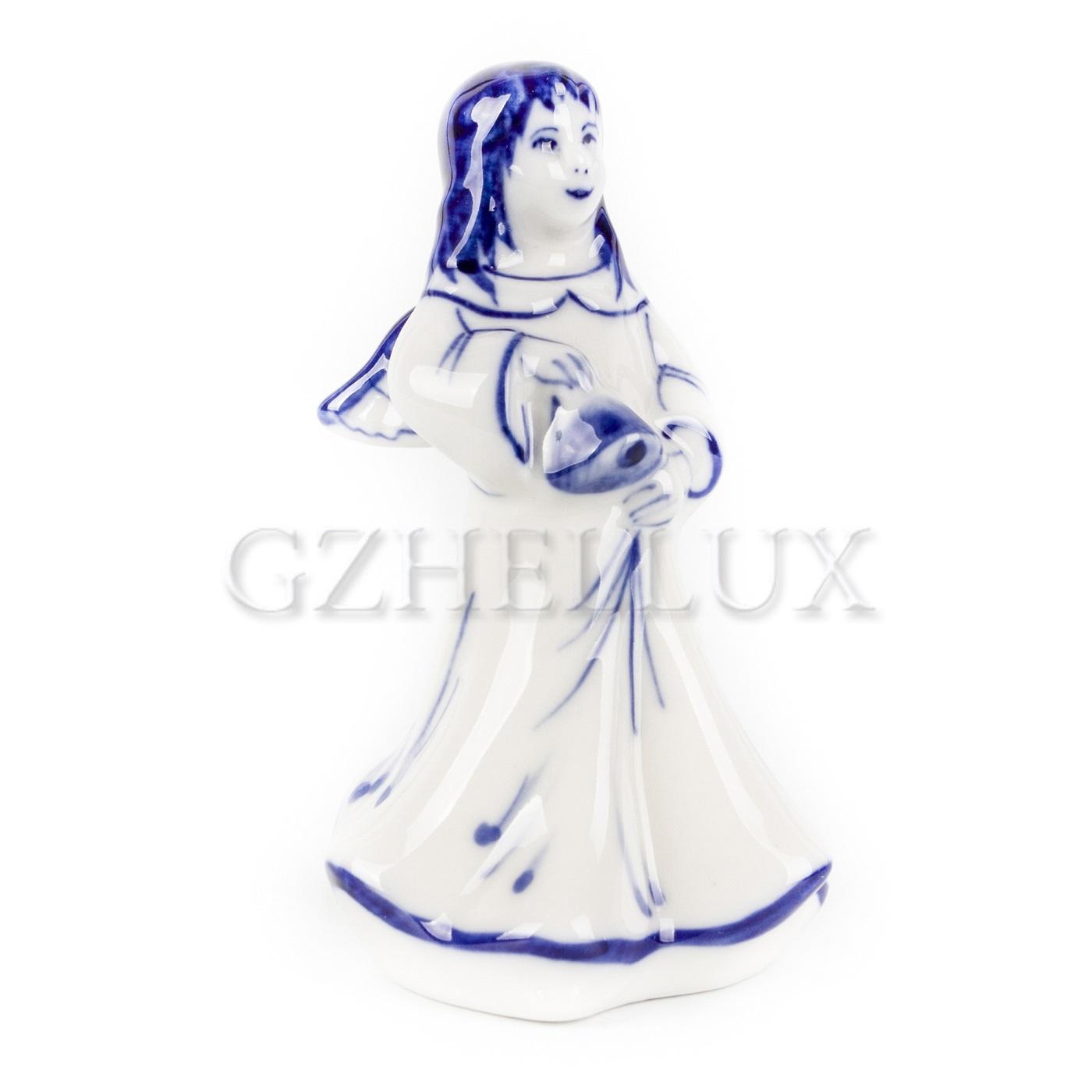 Скульптура «Ангел с колокольчиком»