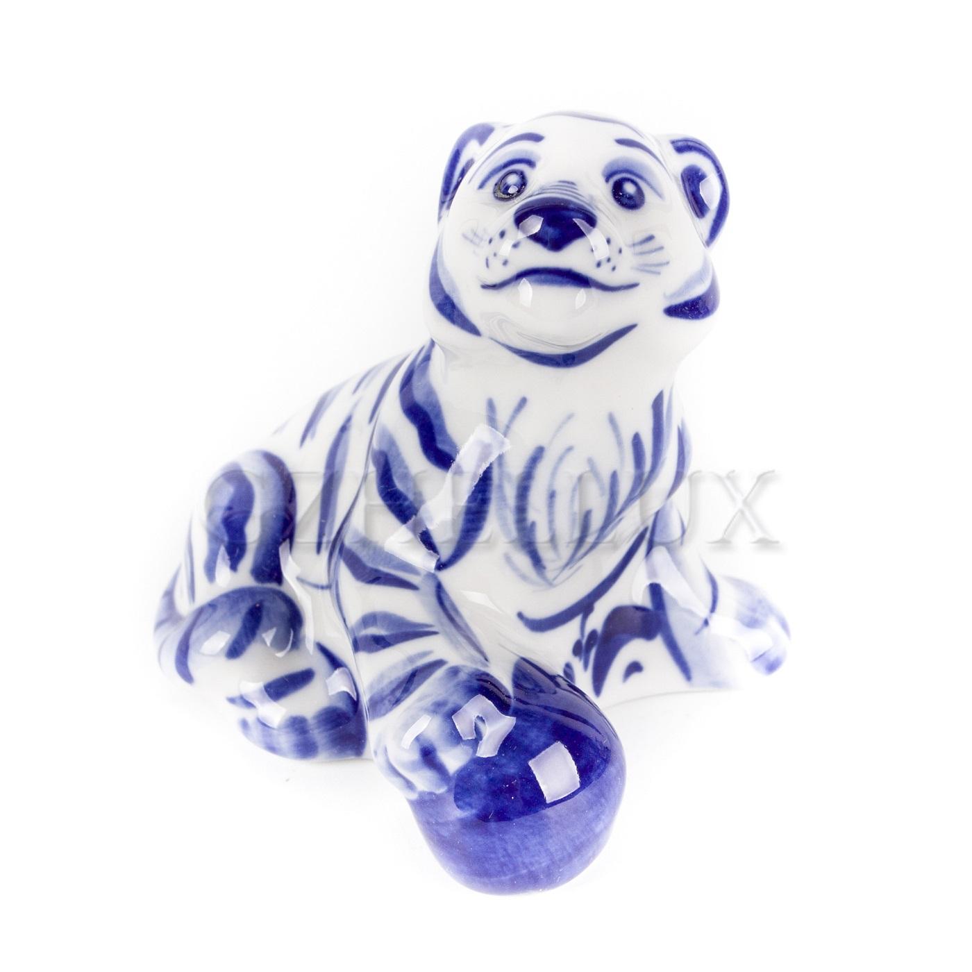 Скульптура «Тигр Забияка»